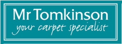 mr tomkinson carpet specialist logo